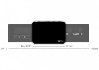 Porovnání taxametrů MPT4 a MPT5